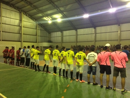 Final do Campeonato de Futsal de Parisi